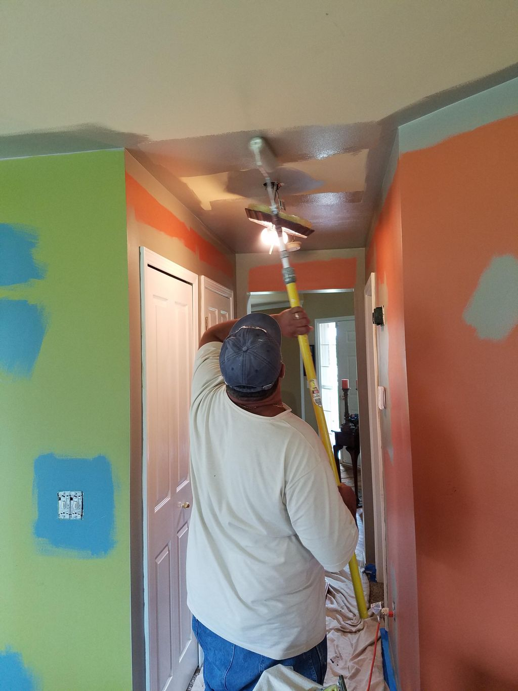 V.I.P Painting and Renovations