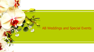 Avatar for AB Weddings & Special Events