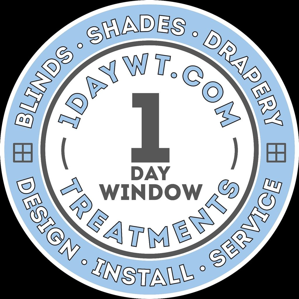 1 Day Window Treatments