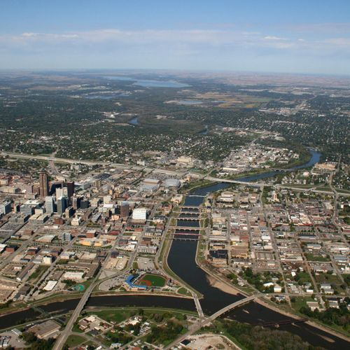 aerial photos of Des Moines, variety of sizes for your business conference rooom , lobby, etc.