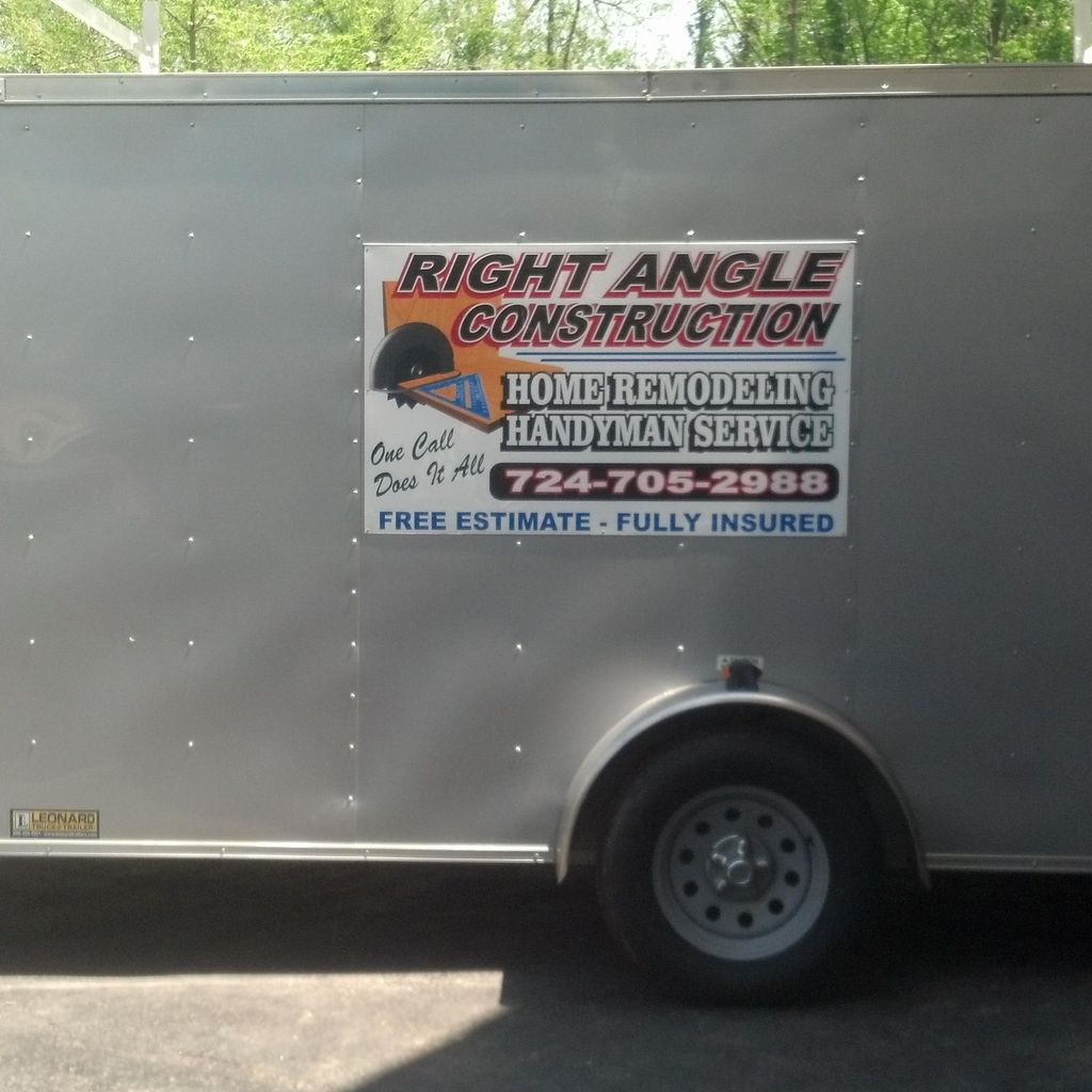 Right Angle Construction, LLC