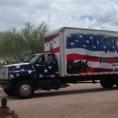 Avatar for Patriot Movers LLC Mesa, AZ Thumbtack