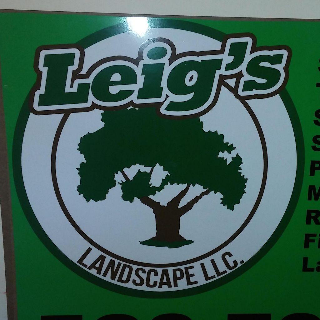 Leig's Landscape LLC