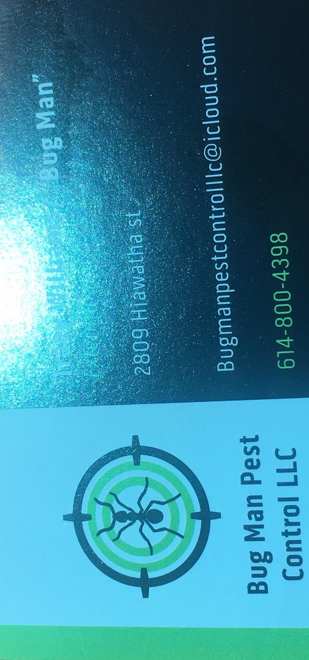 Bug Man Pest Control Service LLC