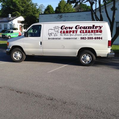 Avatar for Cow Country Carpet Cleaning and Janitorial East Middlebury, VT Thumbtack