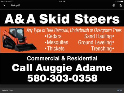 Avatar for A & A  skid Steers