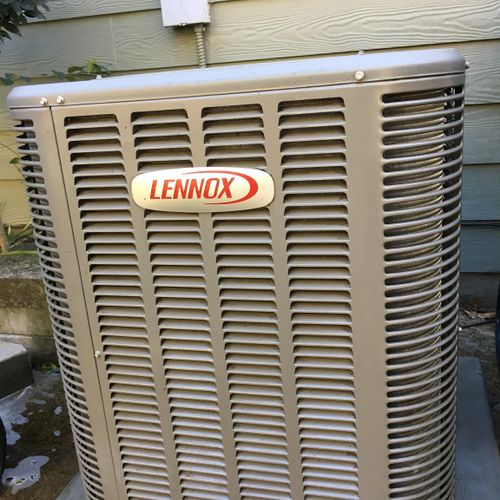 Lennox AC Tune Up