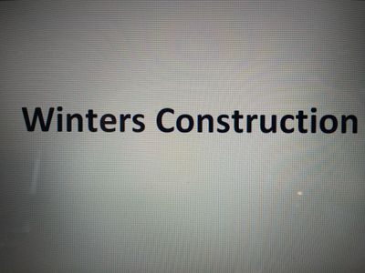 Avatar for Winters Construction Butler, PA Thumbtack