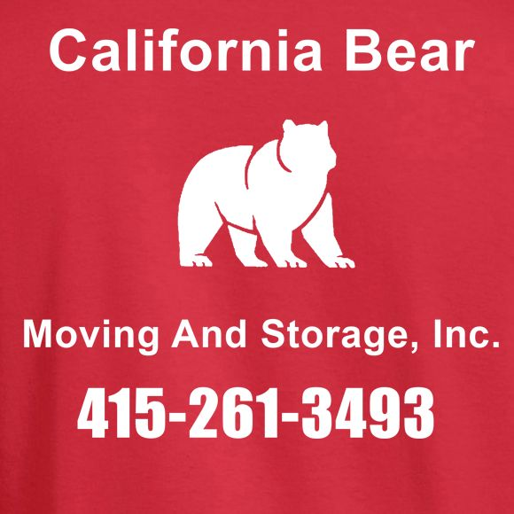 California Bear Moving and Storage Inc.