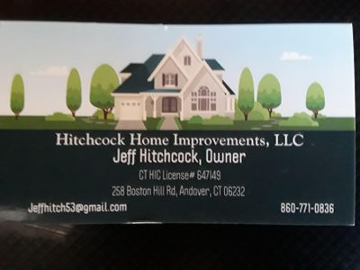 Avatar for HITCHCOCK HOME IMPROVEMENTS LLC
