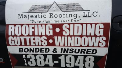 Avatar for Majestic Roofing, LLC Columbus, OH Thumbtack