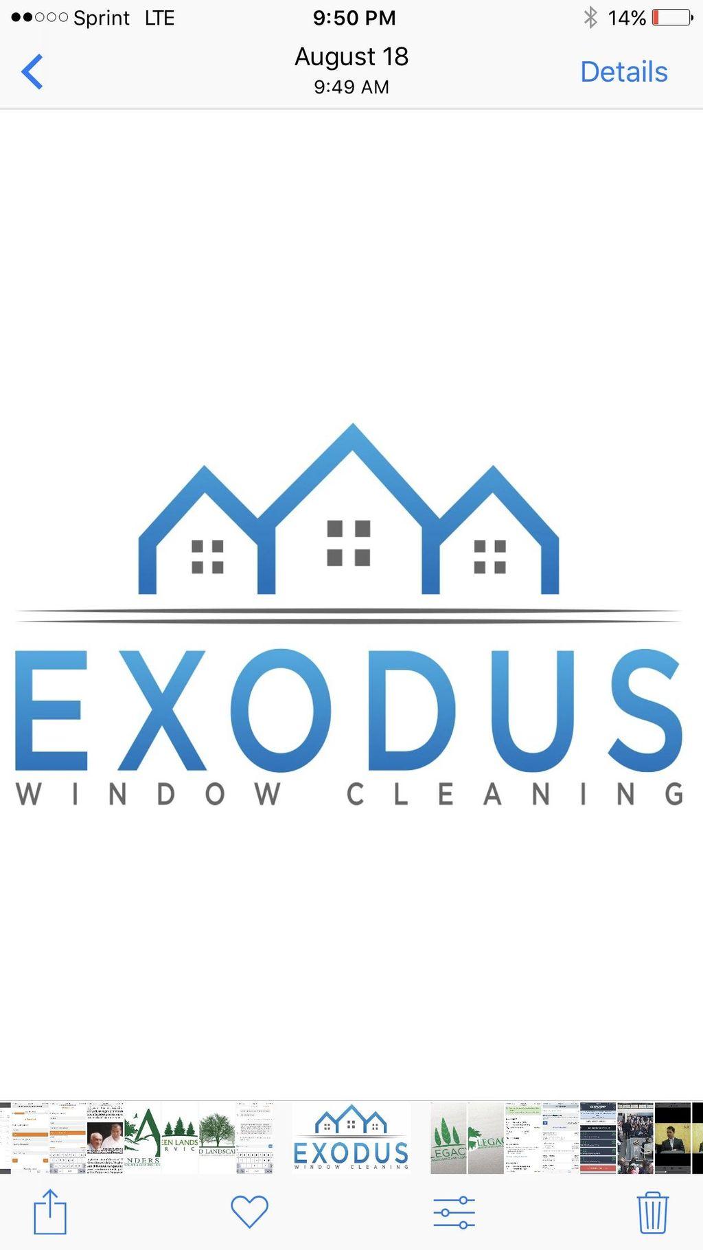 Exodus Window Cleaning