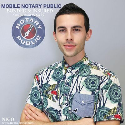 Avatar for Nicolas Vargas - Notary Public Honolulu, HI Thumbtack