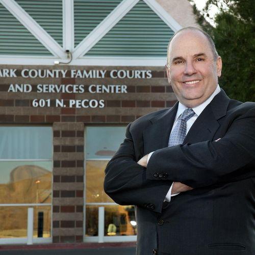 Las Vegas Criminal Law Attorney