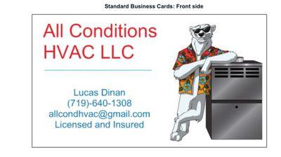 Avatar for All Conditions HVAC LLC