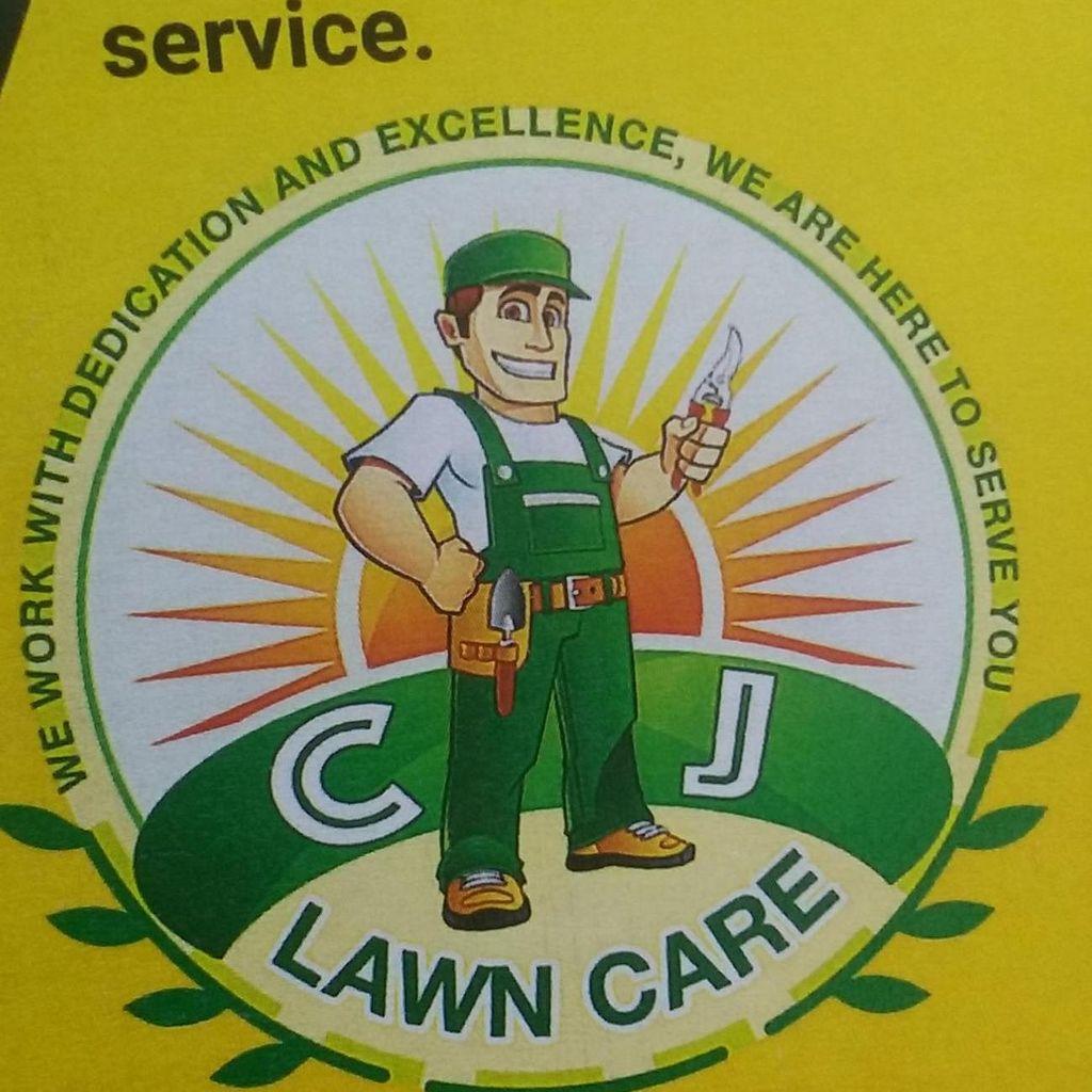 CJ Lawn Care