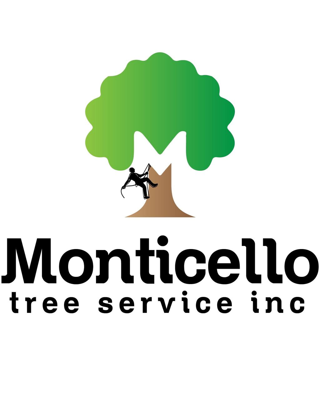 Monticello  tree service inc