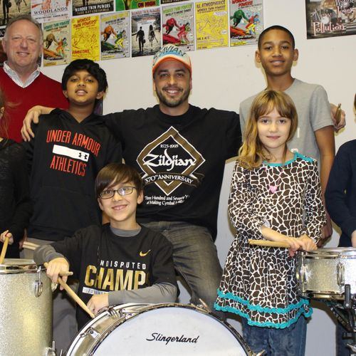 Sheik-Beatz 1-on-1 Drum Lessons & Instruction😃🤘 (Since 2003)