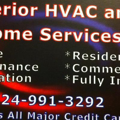 Avatar for Superior hvac & home services