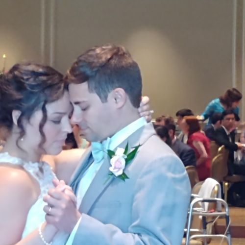 Metairie Country Club Wedding