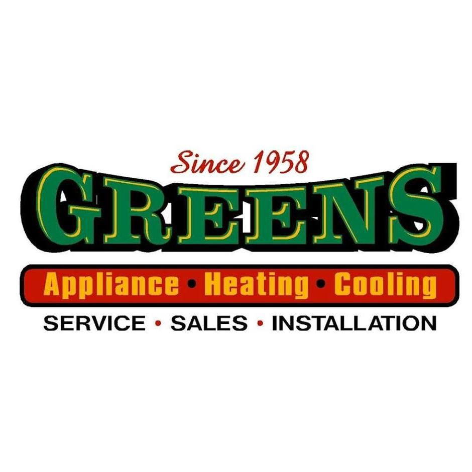 Greens Appliance, Heating & Cooling