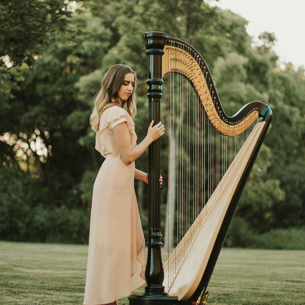Bridget Jackson Harp