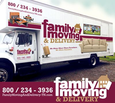 Avatar for Family Moving and Delivery Nashville, TN Thumbtack