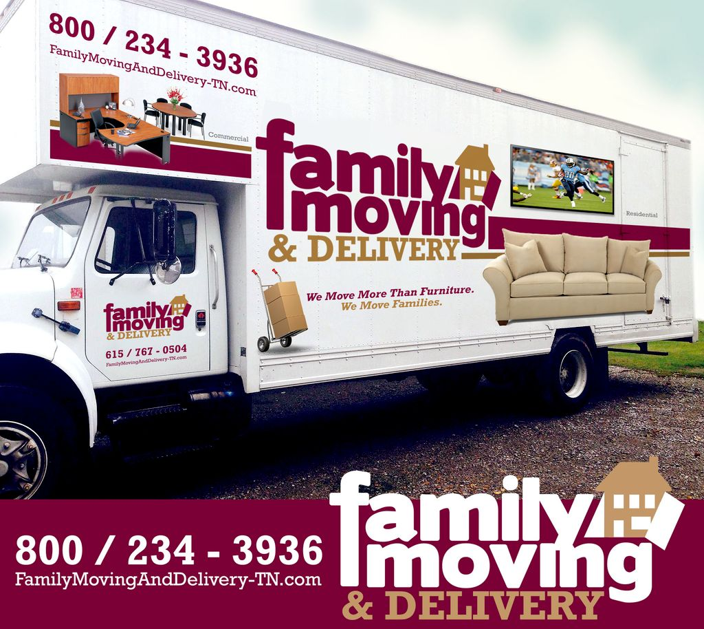 Family Moving and Delivery