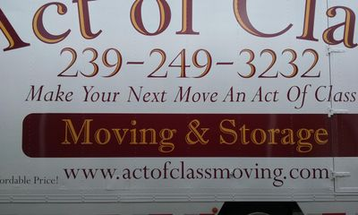 Avatar for Act of Class Moving & Storage
