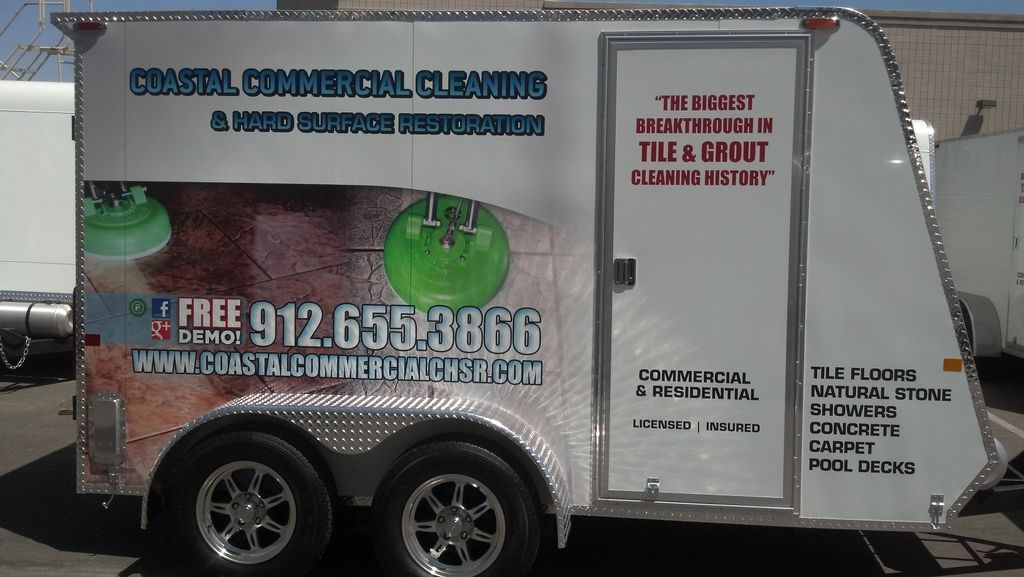 Coastal Commercial Cleaning of Savannah