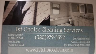 Avatar for First Choice Cleaning Service INC.