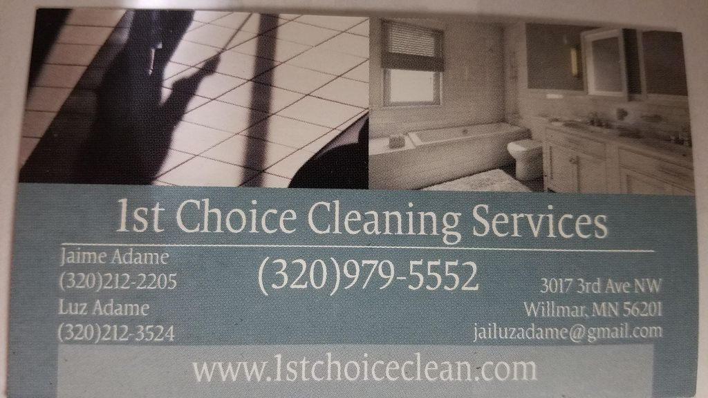 First Choice Cleaning Service INC.