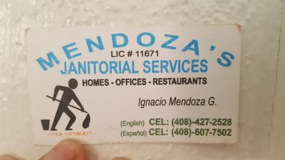 Avatar for Mendoza Janitor