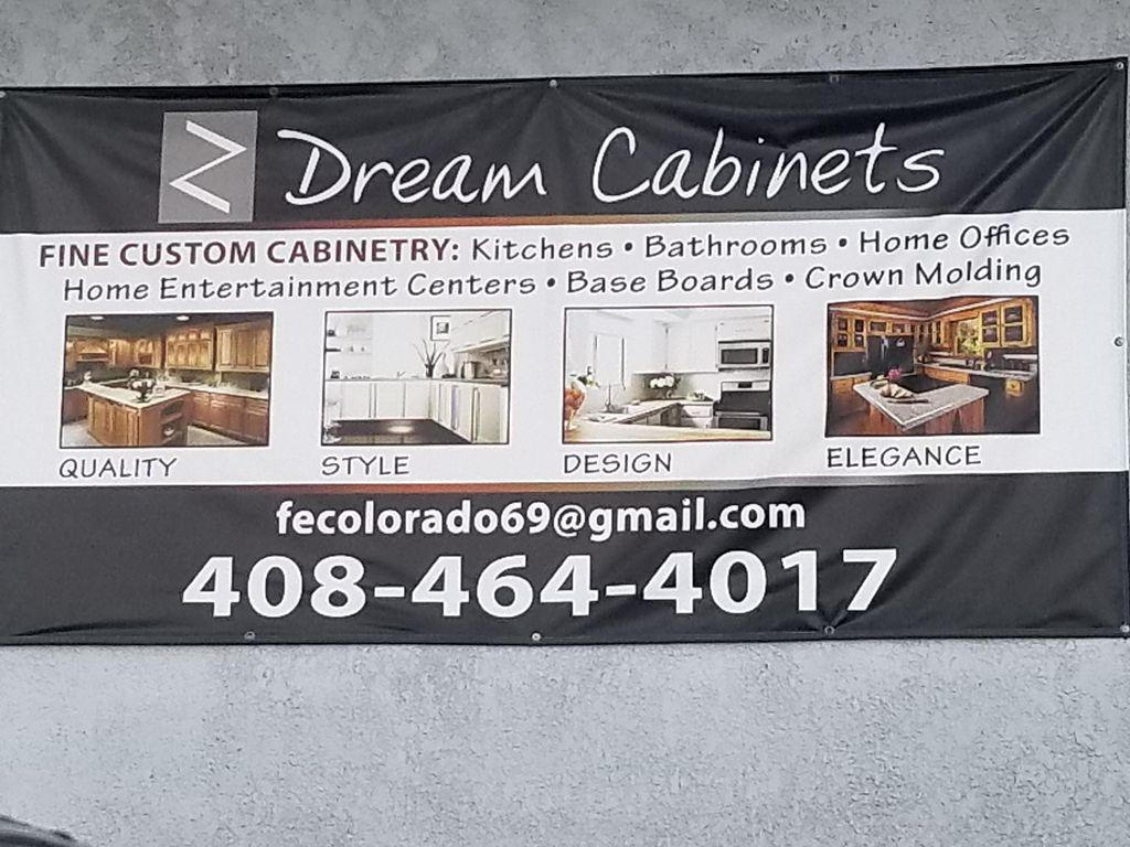 Dream cabinets