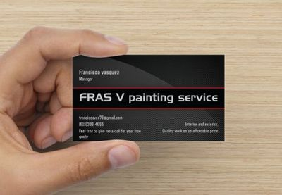 Avatar for Francisco Vasquez Neri Painting & Cleaning Service