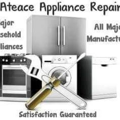 Avatar for Ateace Appliance repair Smyrna, DE Thumbtack