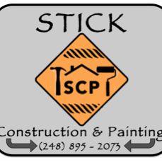 Stick Construction & Painting