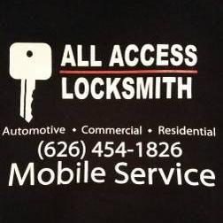 Avatar for All Access Locksmith Monrovia, CA Thumbtack