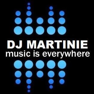 DJ MARTINIE