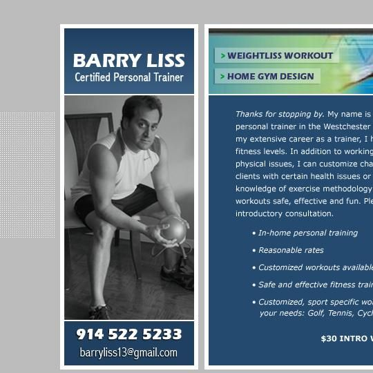 Barry's Personal Training