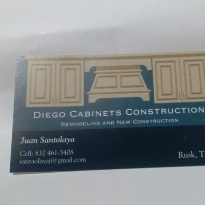 Avatar for Diego's Cabinet Construction