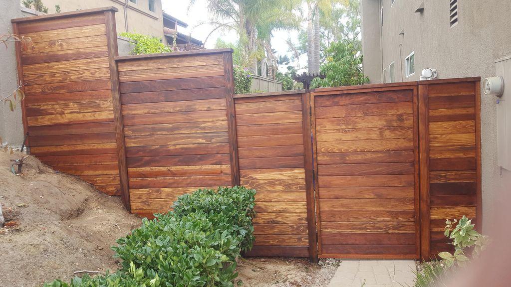 Jorge Builds Fences
