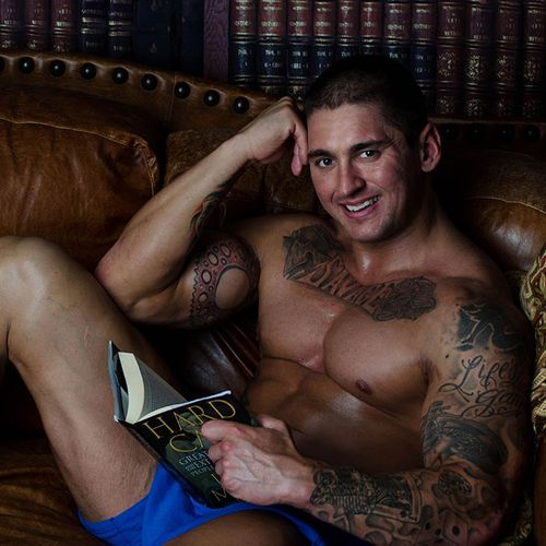 Philly bodybuilder, John S.