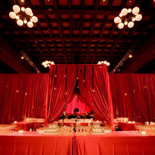 Galas and special events