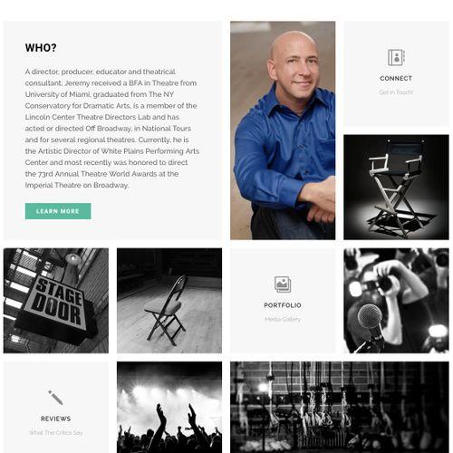 Jeremy Quinn Website