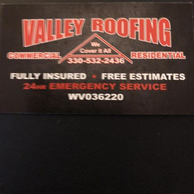 Avatar for Valley Roofing