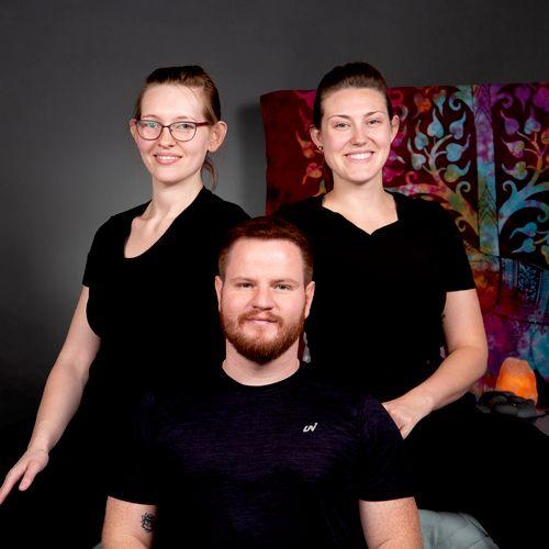 Holistic MassageTherapy Team