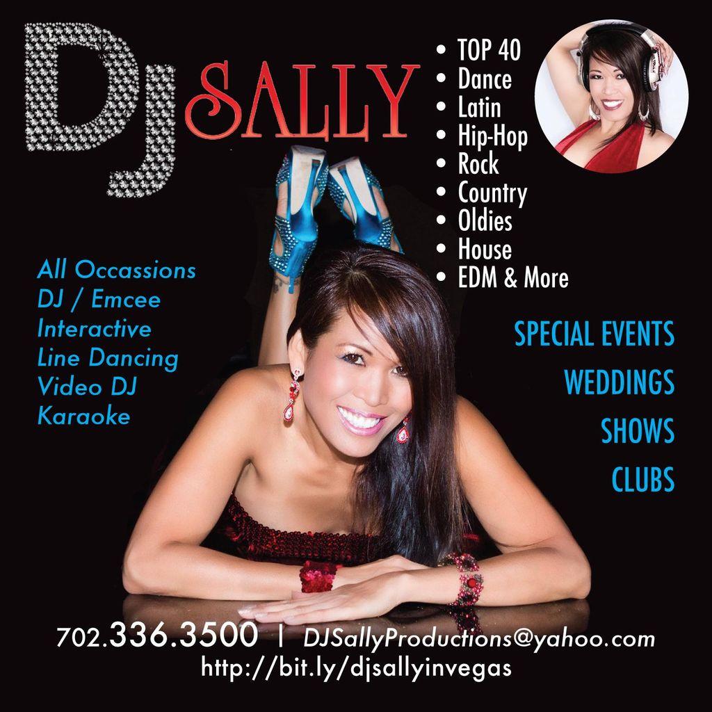 DJ Sally & Glitterati