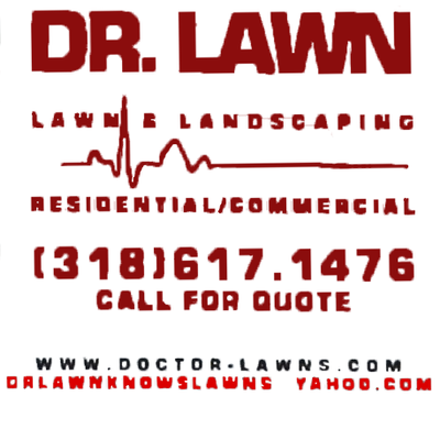 Avatar for Dr. Lawn Lawn and Landscaping Shreveport, LA Thumbtack