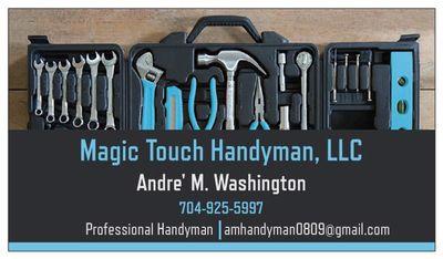 Avatar for Magic Touch Handyman